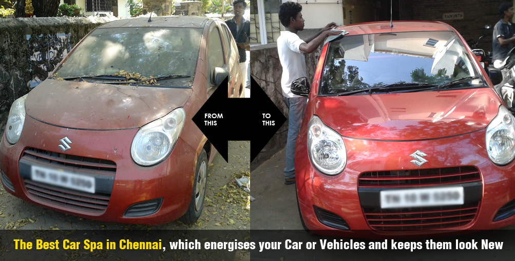 Josh Car Spa The Best Car Spa In Chennai With Services Like Washing Detailing For All Types Of Automobiles